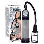 Penis Pump Deluxe - nyomásmérős péniszpumpa