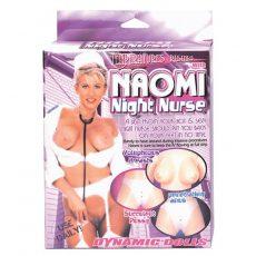 NAOMI éjszakás nővér felfújható guminő
