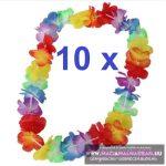 Hawaii virágfüzér 10db/cs vegyes szines mix