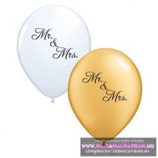 Lufi Mr & Mrs DB