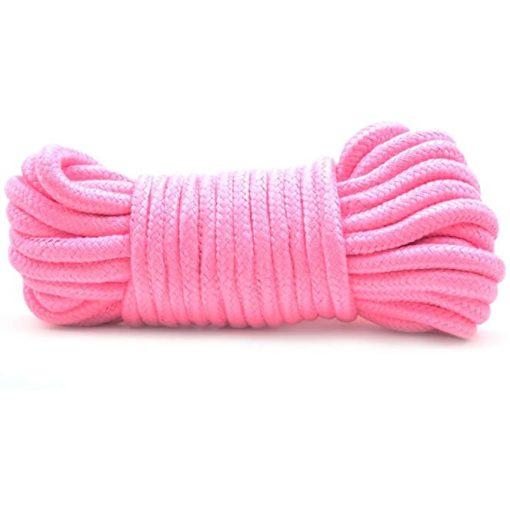 Miya Fétish kötél Pink rózsaszín 5m