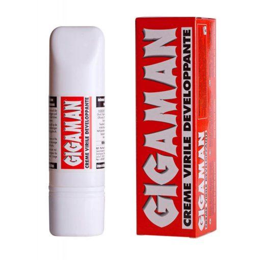 Gigaman erekció fokozó krém férfiaknak 100 ml