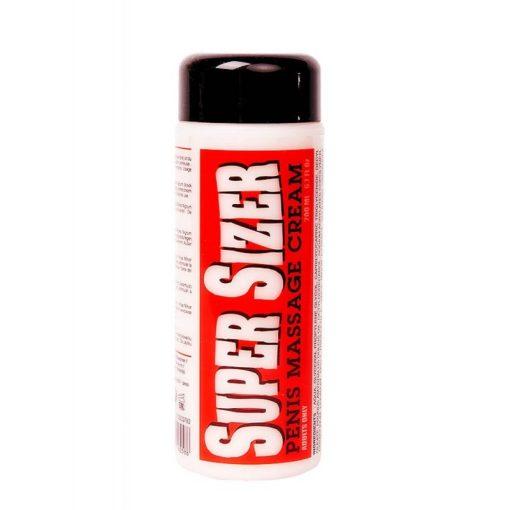 SUPER SIZE erekció fokozó krém 200 ml