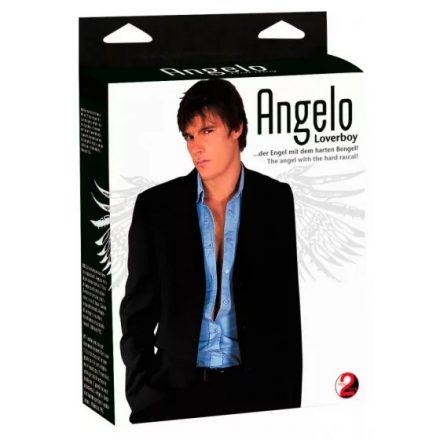 Felfújható szexpasi latin szerető ANGELO