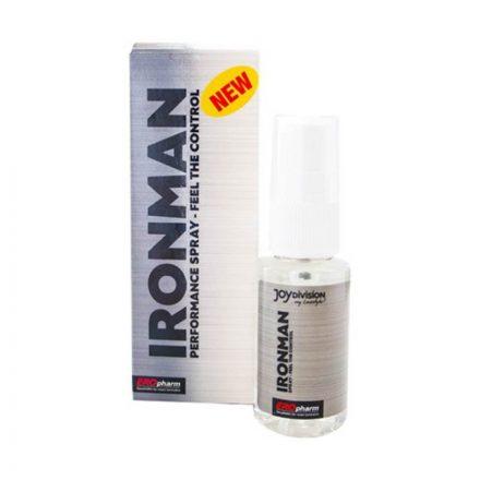 IRONMAN teljesítmény fokozó spray 30 ml