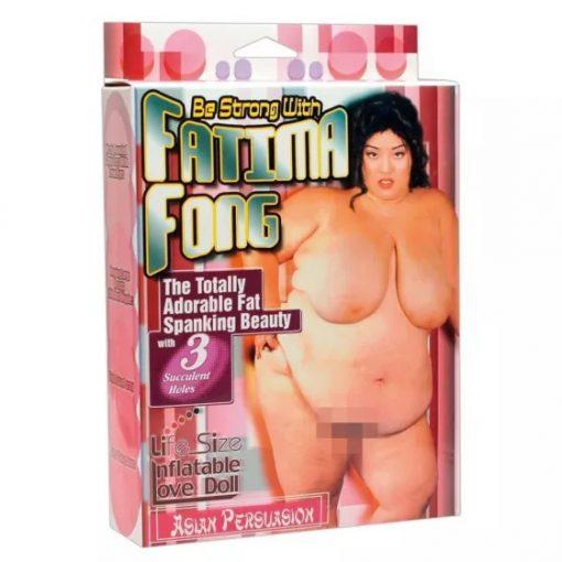 Fatima kövér felfújható guminő