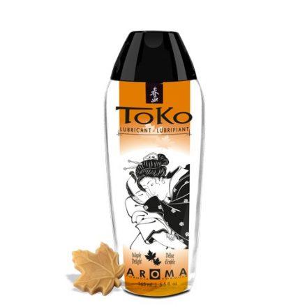 Shunga TOKO JUHARSZIRUP ehető ízesített síkosító 165 ml